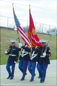 Marine Honor Guard